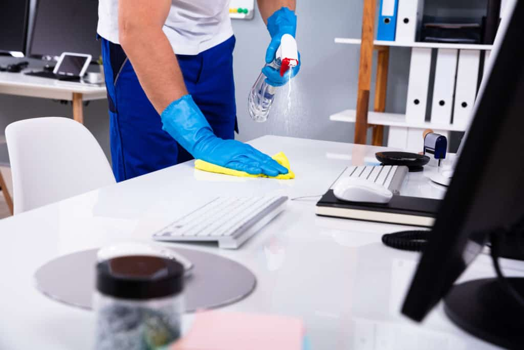 kantoren schoonmaken breda